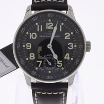 Zeno-Watch Basel XL Pilot Winder NEW