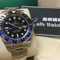 ロレックス (Rolex) Cally - 116710BLNR Black Blue GMT Master II...