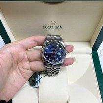 Rolex DATEJUST 116234G BLUE