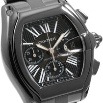 Cartier PVD/DLC Steel Roadster 2618 Model