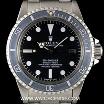 Ρολεξ (Rolex) S/S Mark I Black Dial Great White Sea-Dweller...