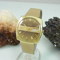 Longines Admiral Vintage Day Date Automatic Stahl / Vergoldet...