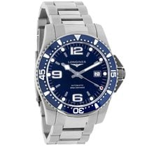 Longines Hydroconquest Series Mens Swiss Automatic Watch...