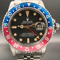 Rolex gmt master 1675 never polished