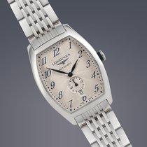 Longines Evidenza automatic steel watch Full Set