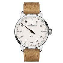 Meistersinger Uhren Herrenuhr Einzeigeruhr N01 AM3301
