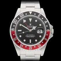 Rolex GMT-Master II Coke Stainless Steel Gents 16710