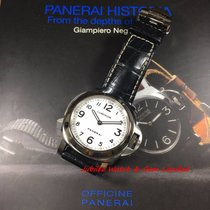 Panerai Luminor Base PAM114 44mm Steel Winding Full set