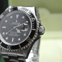 Rolex Submariner Date 168000 m. Box aus 1986(Europe Watches)
