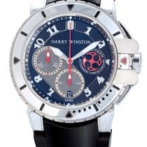Harry Winston Project Z2 Sport Ocean Diver 410/MCA44WZC.K