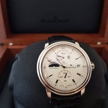 Blancpain Leman Dual Time Zone - Special Edition Only 333...