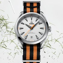 Omega AQUA TERRA 150M OMEGA CO-AXIAL MASTER CHRONOMETER 41 MM