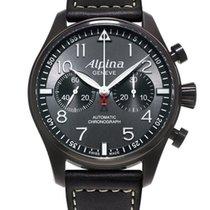 Alpina Startimer Pilot Blackstar Chronograph