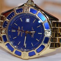 Breitling Chronomat Lady J 18K Solid Gold