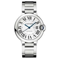 Cartier Ballon Bleu 36mm Stainless Steel Watch
