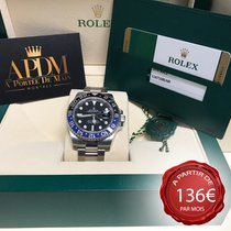 Ρολεξ (Rolex) GMT MASTER II 116710BLNR Batman Neuve 139€/...