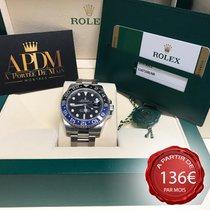 Rolex GMT MASTER II 116710BLNR Batman Neuve 139€/mois
