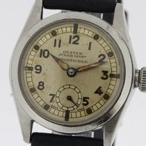 Rolex Oyster Junior Sport Vintage Military Style Watch from...