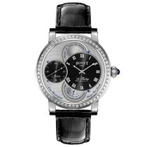Bovet 19Thirty Dimier Stainless Steel & Diamonds
