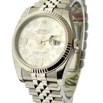 Rolex Unworn 116234SAFO 36mm Steel and Yellow Gold DATEJUST...