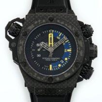 Hublot King Power Oceanograph Carbon Fiber Chronograph Watch...