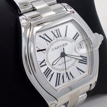 Cartier Roadster Large Size Stainless Steel Automaric 2510...