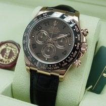 Rolex 116515LN Daytona Chocolate Everose Cosmopraph