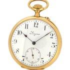 浪琴 (Longines) 18K Gold Pocket Watch 5th Paris Grands Prix,...