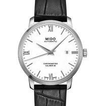 Mido Baroncelli III Chronometer Herrenuhr M027.408.16.018.00