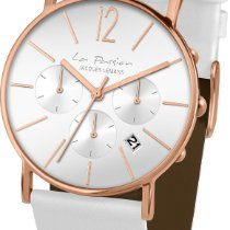 Jacques Lemans La Passion LP-123F Damenarmbanduhr flach &...