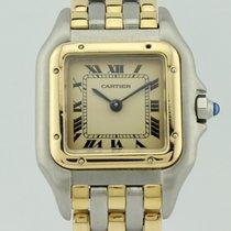 Cartier Panthère Quartz Steel-18k Gold Lady 1669210