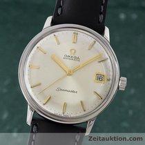 Omega Seamaster Date Herrenuhr 166.001 Automatik Cal. 562...