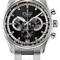 Zenith El Primero 36.000 VpH NEU  03.2040.400/21.M2040