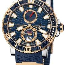 Ulysse Nardin Maxi Marine Diver Titanium Men's Watch