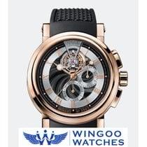 Breguet - Marine Chronograph Tourbillon Ref. 5837BR/92/5ZU