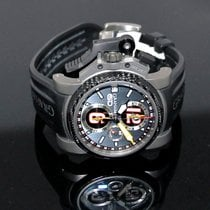 Graham Chronofighter Oversize Scott Dixon Limited Edition