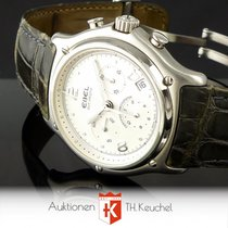 Ebel Le Modulor Chronometer Edelstahl Full Set 9137240