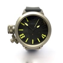 U-Boat Classico U-1001 Yellow 55mm Uboat U Boat
