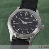 Chopard L.u.c Sport 2000 Automatik Herrenuhr Edelstahl Ref. 8200
