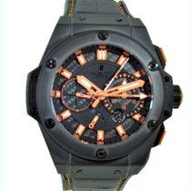Hublot King Power 48mm Carbon Fiber Ceramic Watch