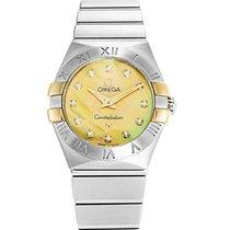 Omega Watch Constellation Ladies 123.20.24.60.57.002