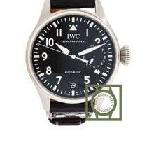 IWC Big Pilot's Watch 7 Days 46mm Black Dial NEW