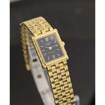 Longines Flagship Gold Plated Ladies Luxury 1990s Swiss Dress...