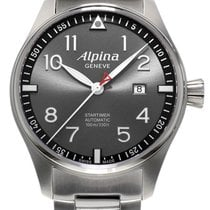Alpina Startimer Pilot Automatic Sunstar Mens Watch Limited...