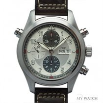 IWC Spitfire Double Chronograph IW371806(NEW)