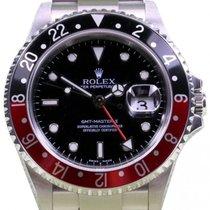 ロレックス (Rolex) GMT-Master II 2 16710 Coke Men's 40mm Red...