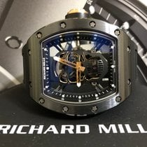 Richard Mille 52-01 Limited Editions Tourb Skull Ceramic