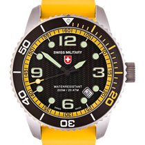 Swiss Military Cx Swiss Military Marlin Scuba Swiss Watch...