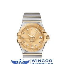 Omega - Constellation Co-Axial 35 MM Ref. 123.25.35.20.58.002