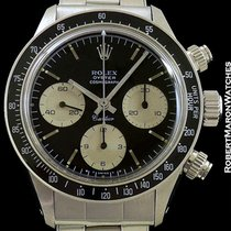 Rolex Cartier 6240 Daytona Steel Box & Papers